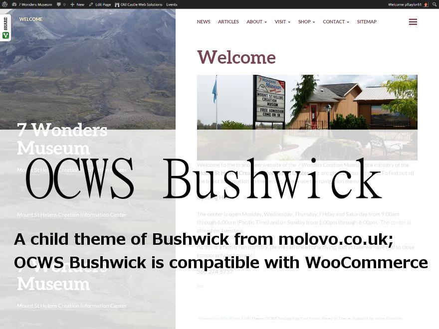 OCWS Bushwick Theme