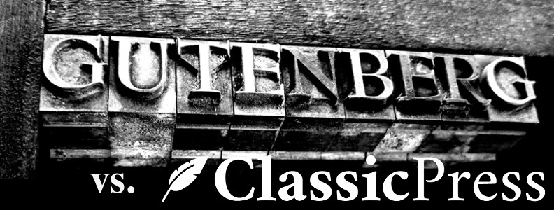 Gutenberg vs Classic Press