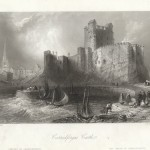 Carrickfergus Castle 1840