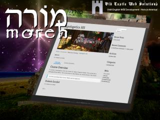 Moreh theme screenshot