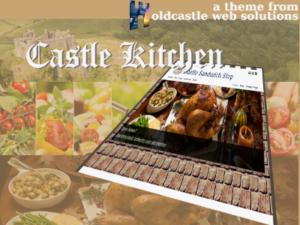 Castle Kitchen theme screenshot