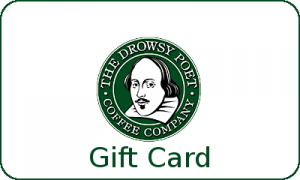 Drowsy Poet Gift Card